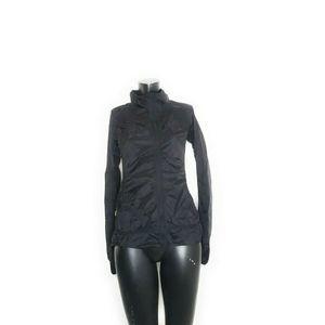 LULULEMON Performance Sweatshirt Mesh Black